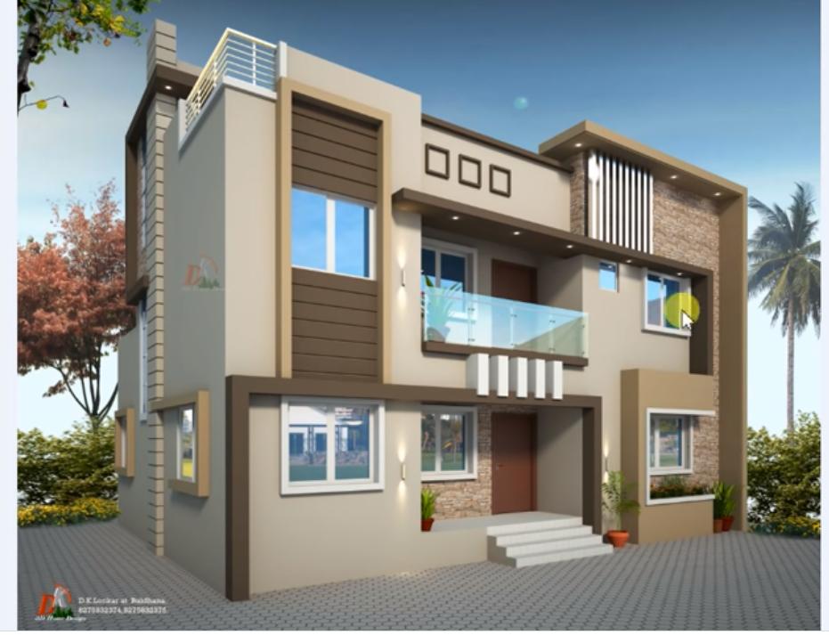 40x30 house plan