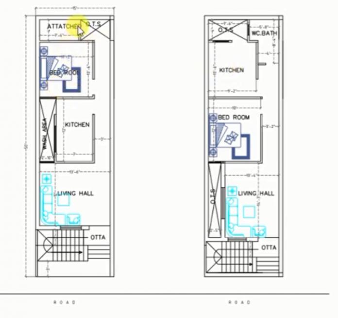 700 sq ft house plan