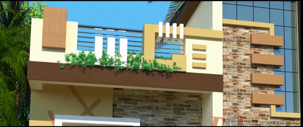 parapet wall design