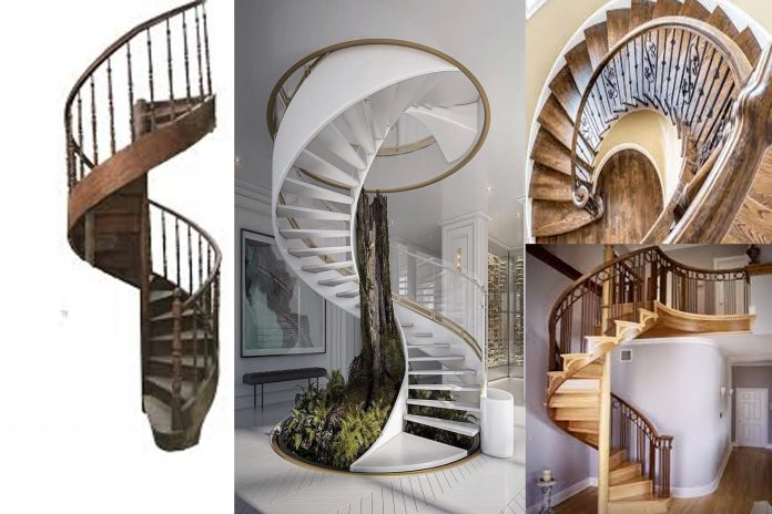 types of staircase