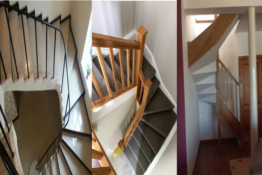 staircase types in detail