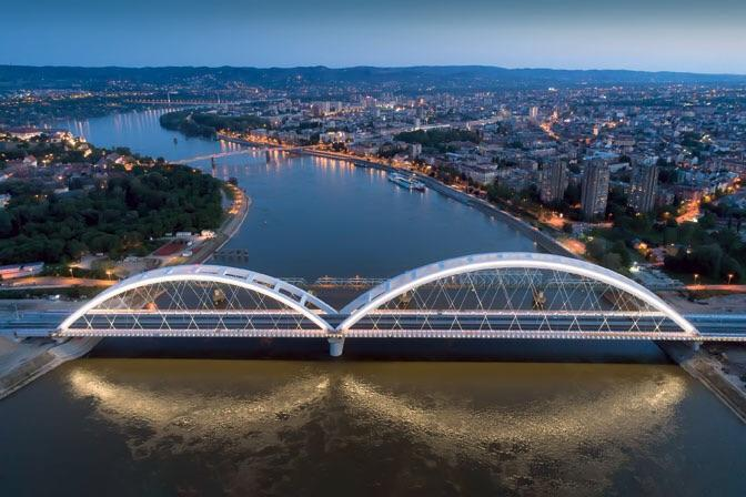 types arch bridge