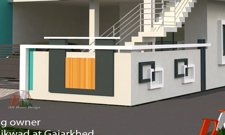 boundary wall design