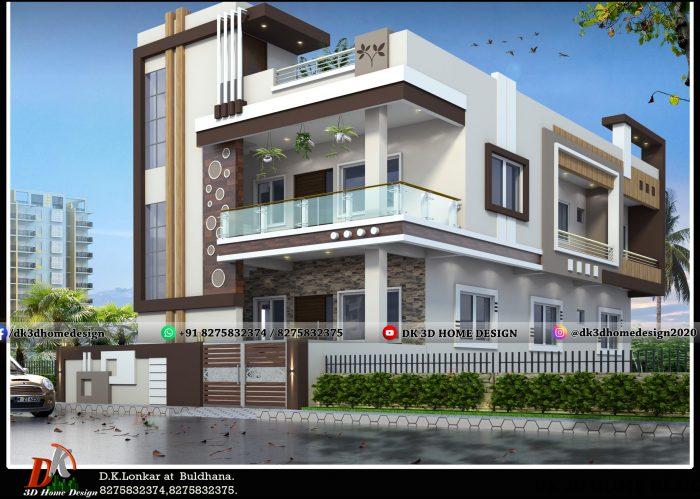 2 story house design