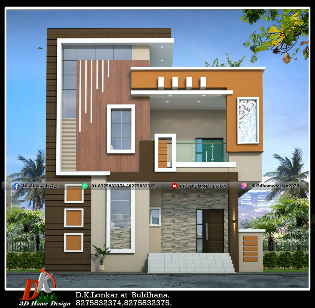 Simple modern house design