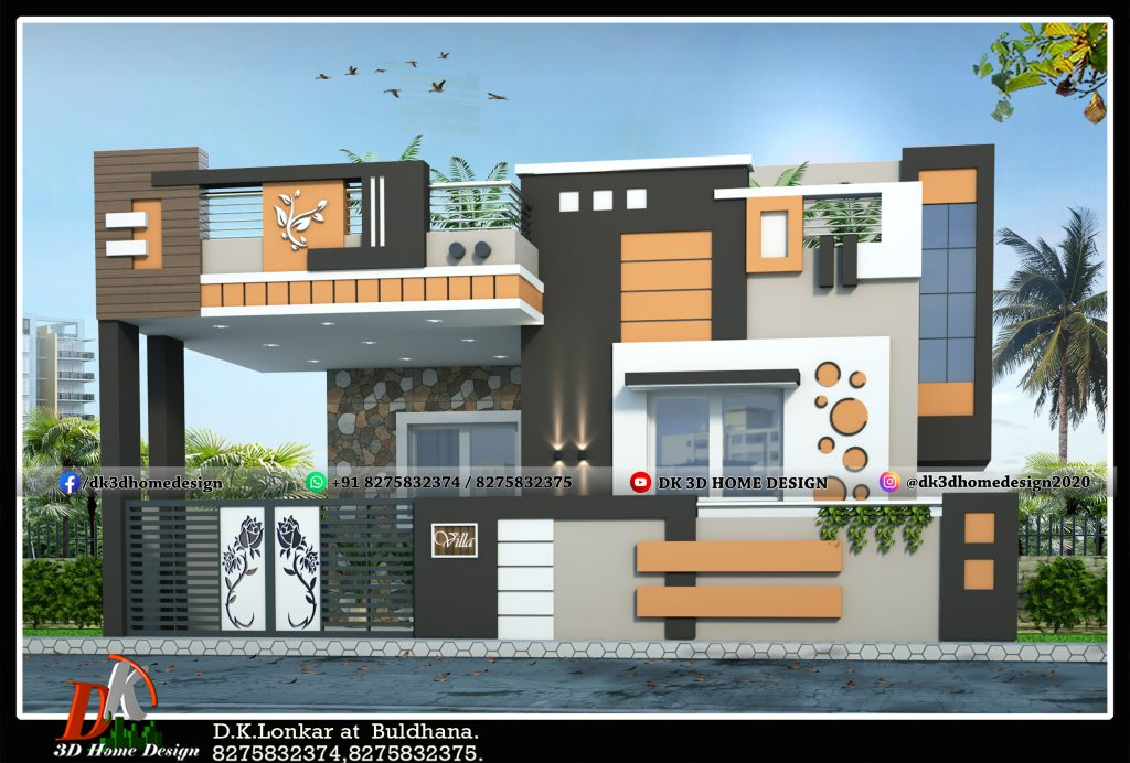 Modern small house design