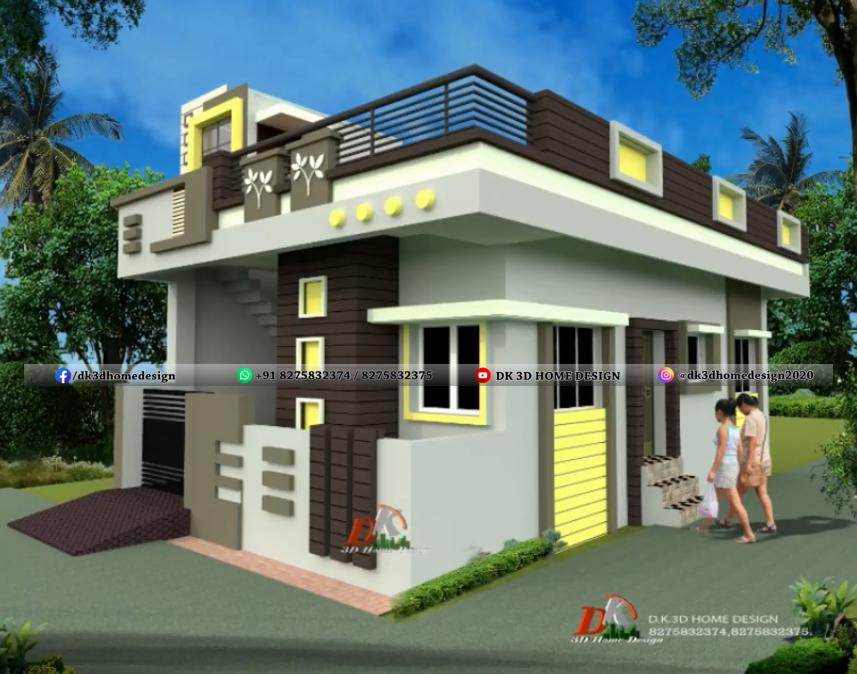 25x40 house design