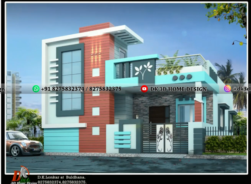 30 by 40 house design