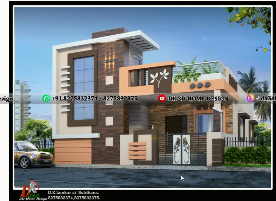 1200 sq ft house design