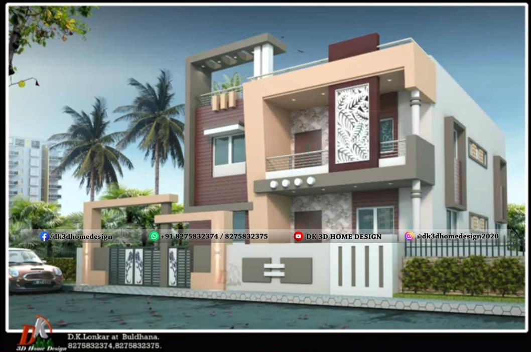 2000 sq ft house design