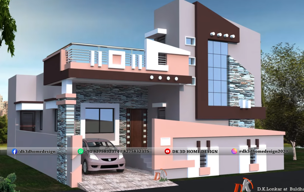3bhk house design