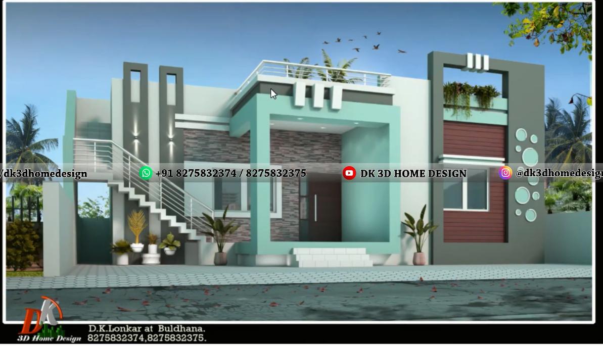 2200 sq ft house design