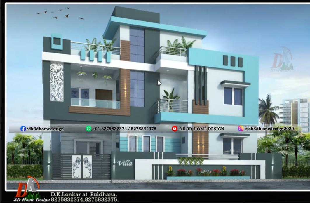 G+1 house design