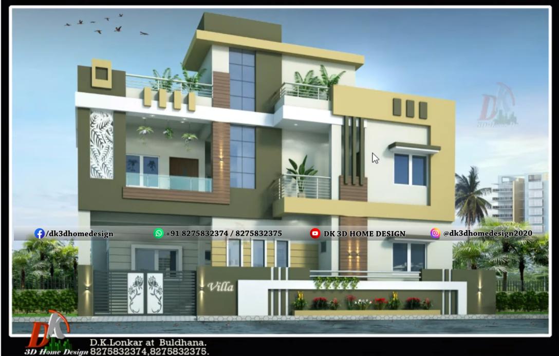2 storey house design