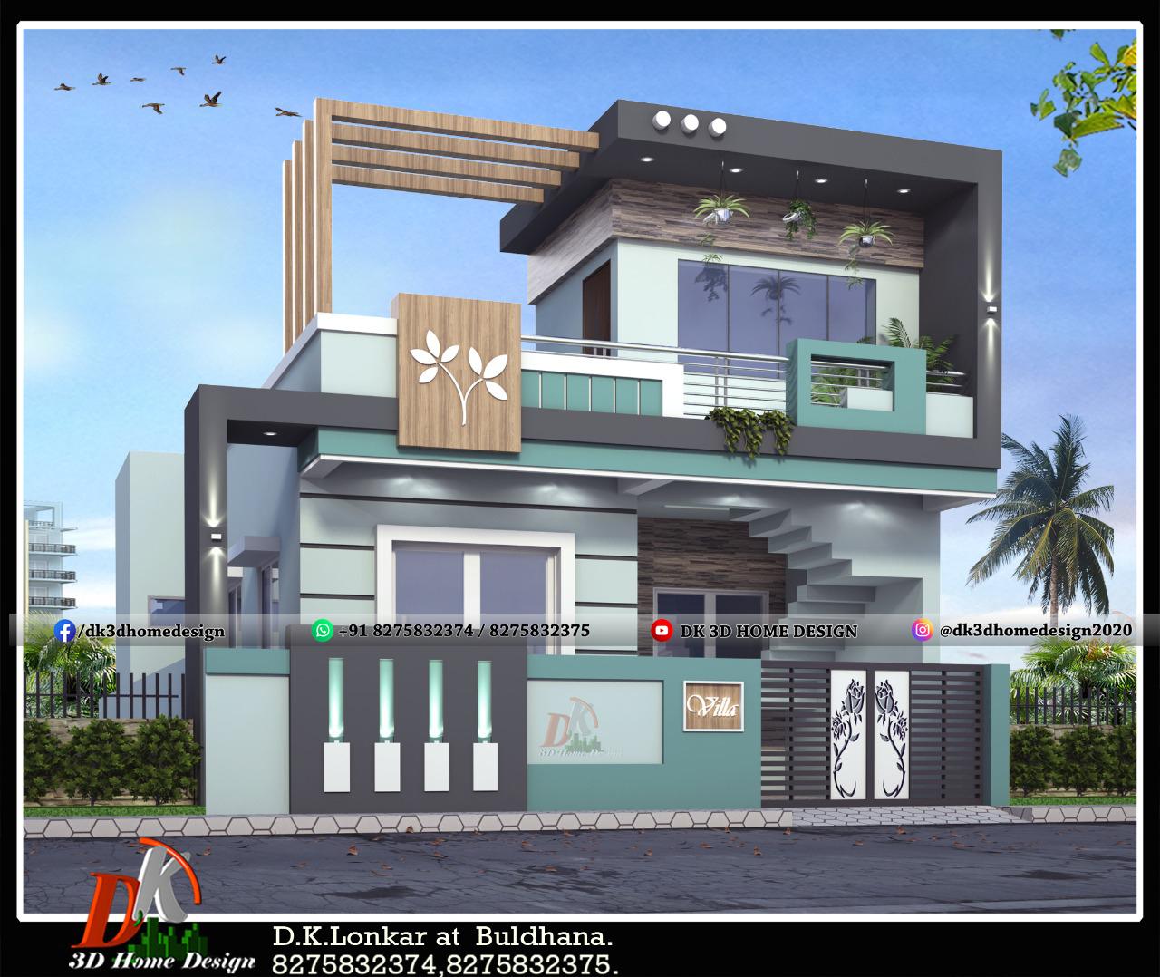 modern house small design